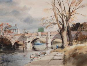 Leslie Moore - Bishop Bridge