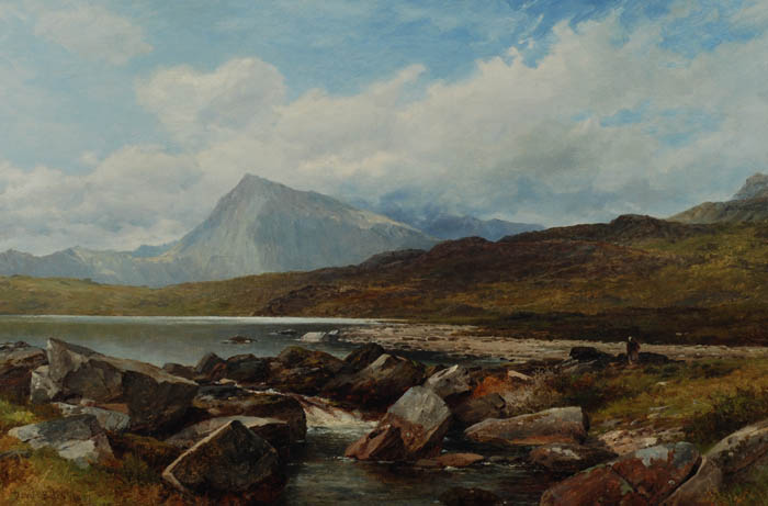 David Bates - Welsh Landscapes Nr Snowdonia