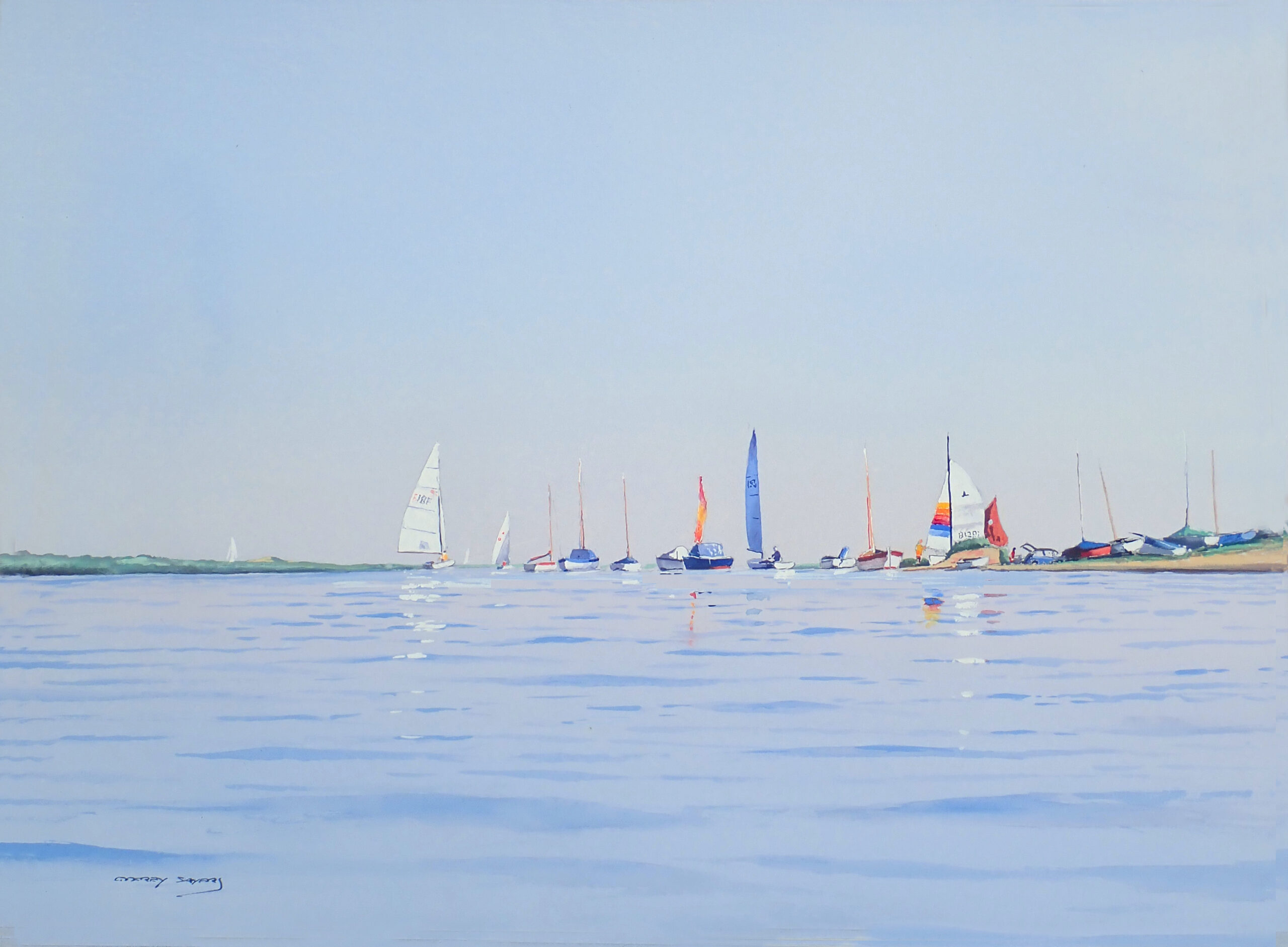 Godfrey Sayers Sails Norfolk